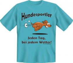 "T-Shirt ""Hundesportler"""